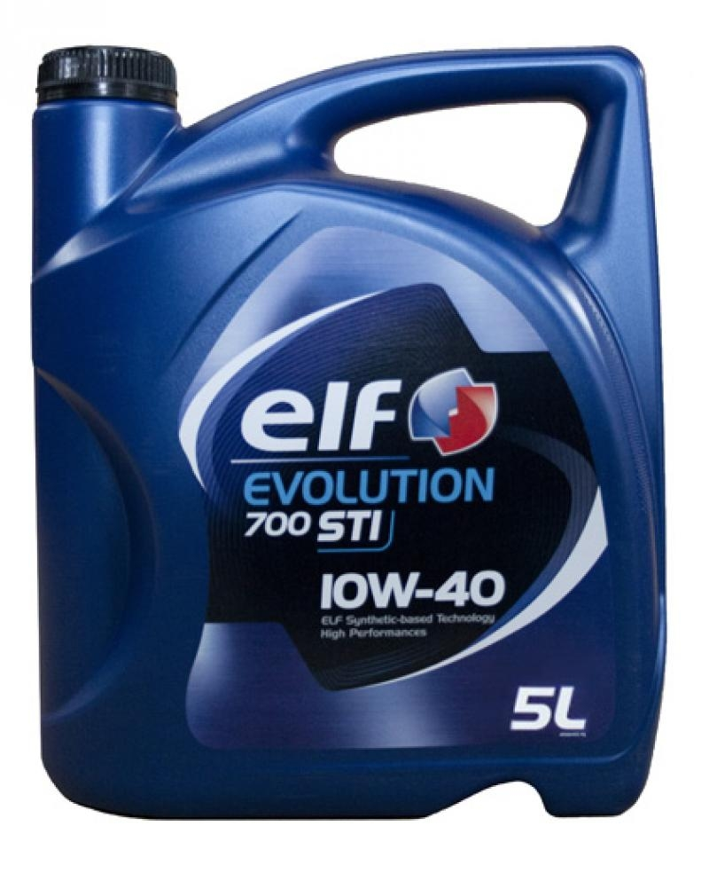 ELF EVOLUTION 700 STI  10W40  (5л)
