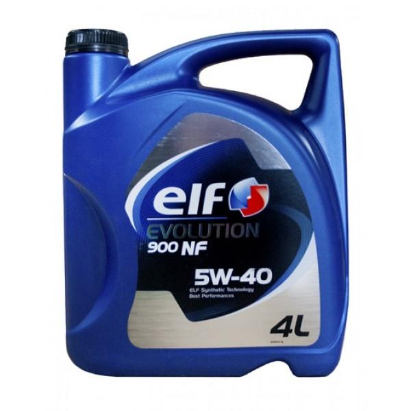 ELF EVOLUTION 900 NF  5W40  (4л)