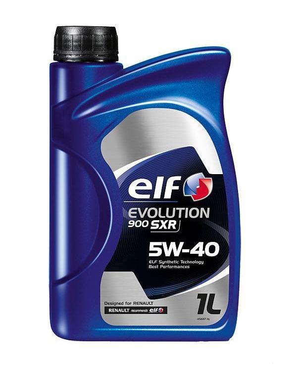 ELF EVOLUTION 900 SXR  5W40  (1л)
