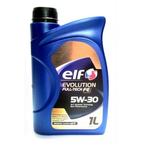ELF EVOLUTION FULL-TECH LLX  5W-30  (1л)
