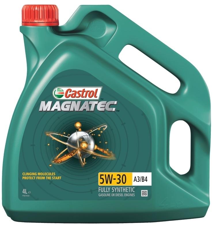 Castrol Magnatec 5w30 A3/B4 (4л)