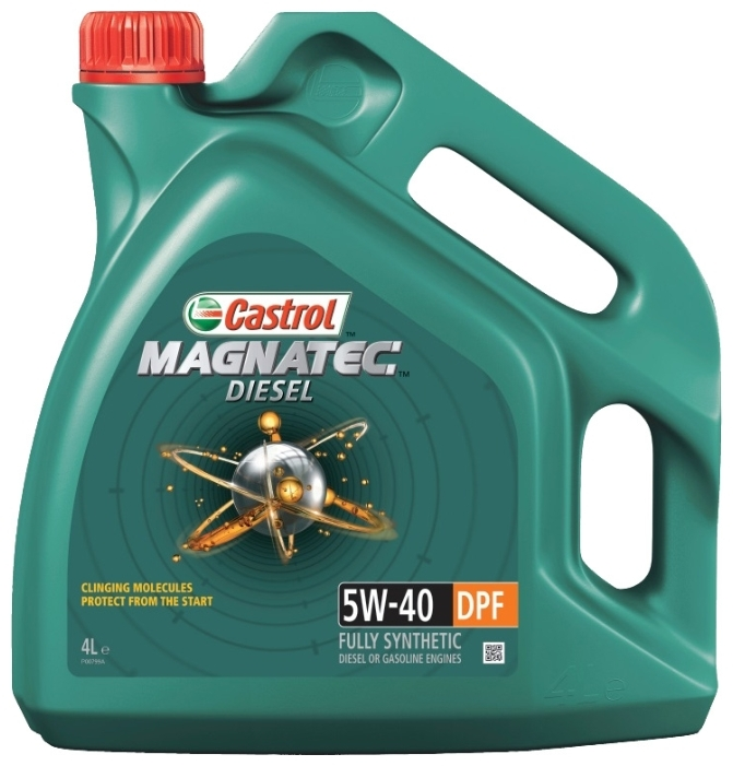 Castrol Magnatec DIESEL 5w40 DPF (4л)