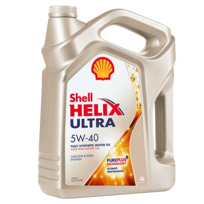 Shell Helix Ultra  5W-40 (4л)