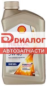 Shell Helix Ultra DIESEL 5W-40  (1л)