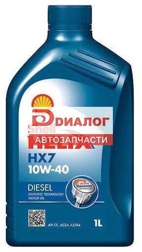 Shell Helix DIESEL HX7  10W-40 (1л)